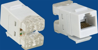 TM-8012 Cat.6 UTP Network jac TM-8012 Cat.6 UTP Network jack dati chiave di volta - Cat.6/Cat.5E rete RJ45 Keystone Jacksprodotto in Cina